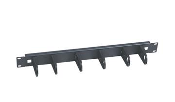 Εικόνα της Rack Cable Manager 1U 5 Θεσεων Μεταλλικο Safewell