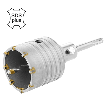 Εικόνα της Διαμαντοκορώνα Μπετού 65mm INGCO HCB0651