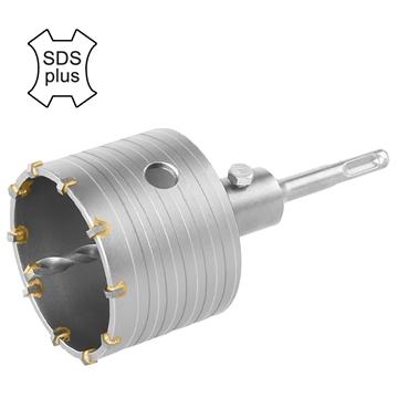Εικόνα της Διαμαντοκορώνα Μπετού 80mm INGCO HCB0801