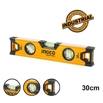 Εικόνα της Επαγγελματικό Αλφάδι Βαρέος Τύπου 30cm INGCO HSL08030