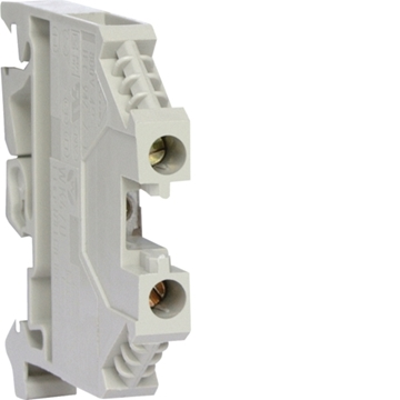 Εικόνα της Ακροδέκτης Σύνδεσης Καλώδιου Μπεζ 2,5mm2 24Α Hager KXA02LH