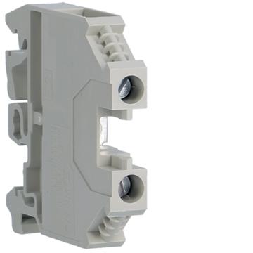 Εικόνα της Ακροδέκτης Σύνδεσης Καλώδιου Μπεζ 6mm² 40A Hager KXA06LH