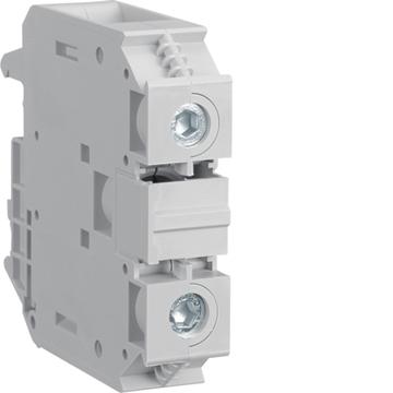 Εικόνα της Ακροδέκτης Σύνδεσης Καλώδιου Μπεζ 2,5-50mm² Hager KXB35LH