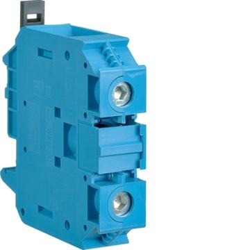 Εικόνα της Ακροδέκτης Σύνδεσης Καλώδιου Μπλε 16-50mm² Hager KXB35NH