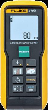Εικόνα της Fluke 419D Αποστασιόμετρο με Laser (80m)