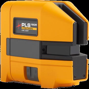 Εικόνα της Fluke PLS-180R Kit Red Laser level