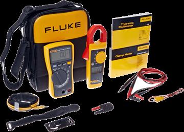 Εικόνα της Fluke 116/323 HVAC Combo Kit