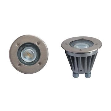 Εικόνα της Φωτιστικό Σποτ Χωνευτό Εξωτερικού Χώρου Αλουμίνιο Φ12cm GU10 TANGO2 KT Lighting 6022-26