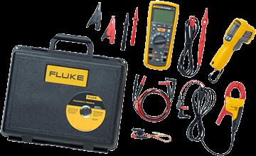 Εικόνα της Fluke 1587/62MAX+FC Advanced Electrical Troubleshooting Kit