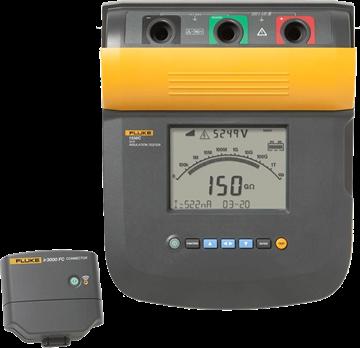 Εικόνα της Fluke 1550C Kit Insulation Resistance Tester