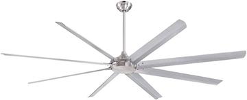 Εικόνα της Ανεμιστήρας Οροφής 254 cm Widespan, Brushed Nickel, Indoor Westinghouse
