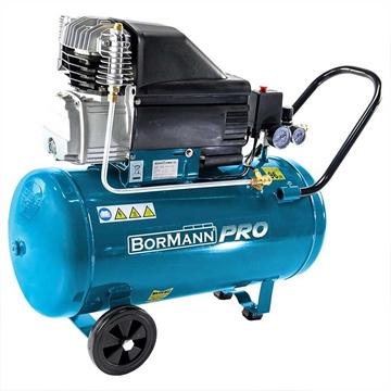 Εικόνα της ΑΕΡΟΣΥΜΠΙΕΣΤΗΣ ΜΟΝΟΜΠΛΟΚ 2.5hp/50L 239L/min (030805)  BORMANN Pro BAT5030