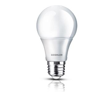 Εικόνα της Λάμπα LED A60 10W E27 3000K 806lm