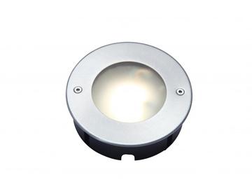 Εικόνα της Φωτιστικο Strata Χωνευτο Δαπεδου Led 9W 3000K IP67 Inox LUTEC 7704601012