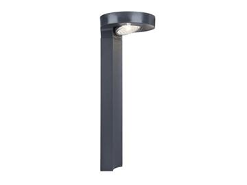 Εικόνα της Φωτιστικο Diso Κολωνα (Υ)45cm Ηλιακο & Sensor Led2W Ανθρακι LUTEC 6906703335