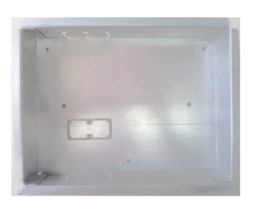 Εικόνα της A-632 Μεταλλικό Κουτί Για Χωνευτή Τοποθ. Πίνακα (Bs-632/4/6)