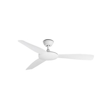 Εικόνα της Aνεμιστήρας οροφής 38W DC λευκό 230V 33802WP ISLOT SMART Faro 33802