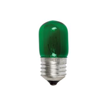 Εικόνα της Λαμπακι Νυκτος Πρασινο 3W/Ε27 Vk/505/E27/Gr