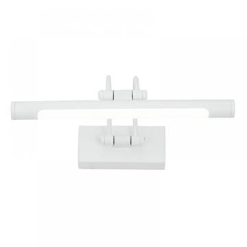 Εικόνα της Φωτιστικο LED 8W 550Lm 3000K 45cm Λευκο για πινακα Inlight 1044-Β-ΛΕΥΚΟ