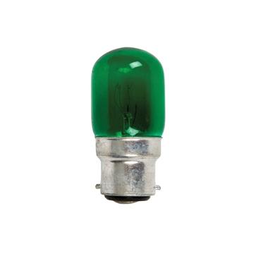 Εικόνα της Λαμπακι Νυκτος Πρασινο 3W/B22 Vk/505/B22/Gr