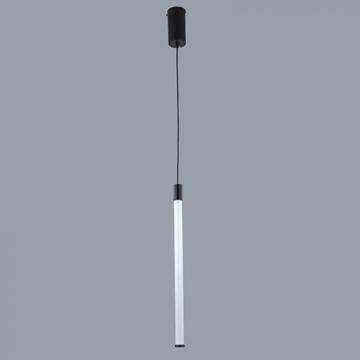 Εικόνα της Κρεμαστό Φωτιστικό LED 10W 3000K Inlight 6025-ΜΑΥΡΟ