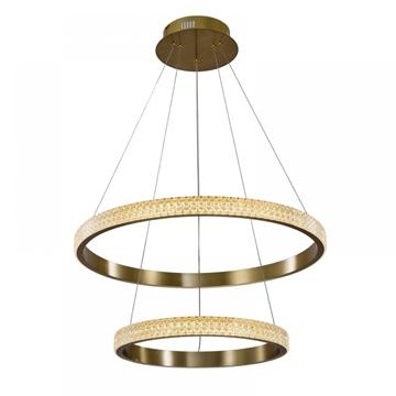 Εικόνα της Κρεμαστο Φωτιστικο LED 3000K Inlight 6033-Α-ΧΡΥΣΑΦΙ