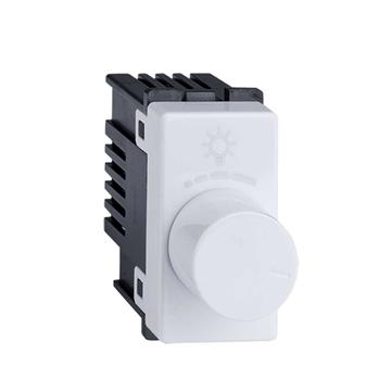 Εικόνα της Dimmer 250W Λευκός 1 Βήματος Lecce Elmark 26055