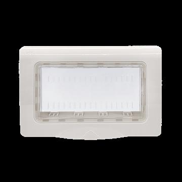 Εικόνα της Lecce Box For Suspended Mounting 4Mod Ip65 Lecce Elmark 2604