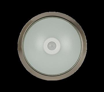 Εικόνα της 8300 Sensor Πλαφονιερα 2Xe27 Φ300 Χρωμιο Ματ