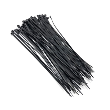 Εικόνα της the Fixers Δεματικα DIY 4,8 x 430 Μαυρο (100τμχ)
