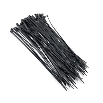 Εικόνα της the Fixers Δεματικα DIY 3,6 x 300 Μαυρο (100τμχ)