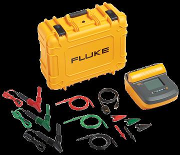 Εικόνα της Fluke 1555 Σετ Ελεγκτή Αντίστασης Μόνωσης 10 kV