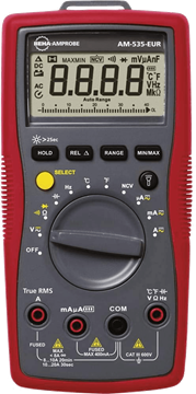 Εικόνα της Amprobe AM-535 True-RMS Ψηφιακό Πολύμετρο