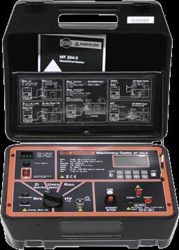 Εικόνα της Amprobe MT204-S Machinery Tester