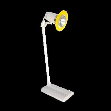 Εικόνα της Φωτιστικό γραφείου LVL COMET + B λευκό + λάμπα καθρέπτου Lival