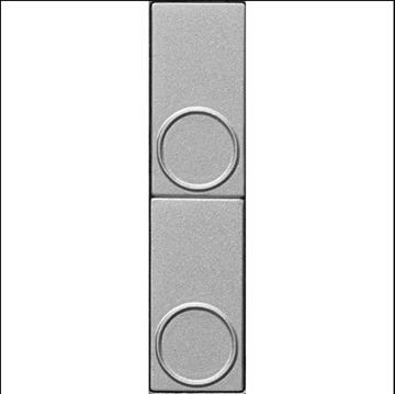 Εικόνα της Σετ 2 Πλήκτρων Για Πίνακα Εισόδου 1730/102 Urmet